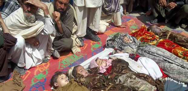 Officials Count Around 30,000 War Dead in Afghanistan This ...