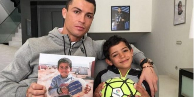 cristiano-ronaldo-heard-about-and-publicized-story-ayman-five-year-old-syrian-refugee-e1482542977863