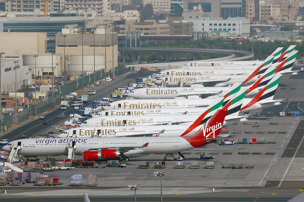 Dubai retains title as world's busiest airport - Home Page