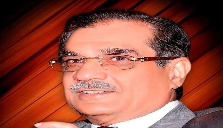Will not forgive myself if justice not served: CJP Saqib