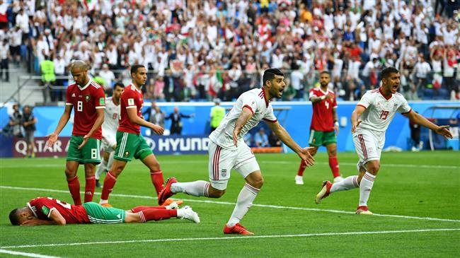 Iran's Team Melli kicks off World Cup campaign with 1-0 win over ...
