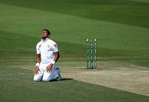 Abbas sends warning to NZ with 12 wickets - Home Page