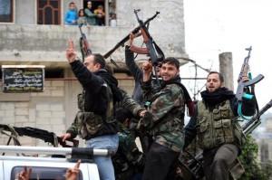 SYRIA+31-01-13+FREE+SYRIAN+ARMY+IDLIB+TOWN