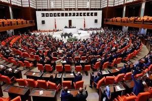 turk parliment vote