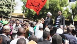 نيجيريا؛ تظاهرات حاشدة للمطالبة بالافراج عن الشيخ الزكزاكي